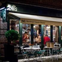 photo of bill's restaurant & bar - welwyn garden city restaurant