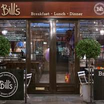 photo of bill's restaurant & bar - windsor restaurant