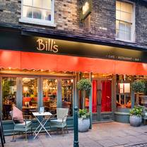 photo of bill's restaurant & bar - cambridge restaurant