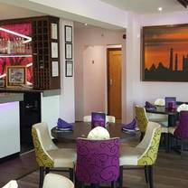 photo of purple olive liverpool restaurant