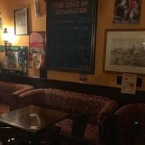 photo of the duke of wellington restaurant