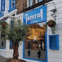 foto von taverna restaurant