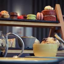 photo of afternoon tea at the maldron hotel belfast restaurant