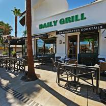 photo of daily grill - palm desert restaurant