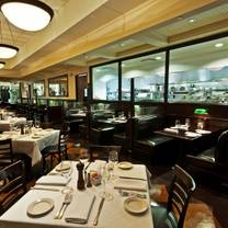 photo of daily grill - houston westin hotel restaurant