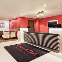 photo of the junction restaurant at ramada by wyndham east kilbride restaurant