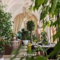 photo of bárkert bistro restaurant
