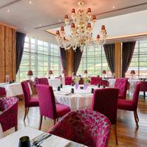 photo of sra bua - kempinski hotel das tirol restaurant