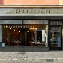 photo of pinion restaurant