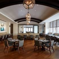 photo of walker street kitchen-houston marriott marquis restaurant