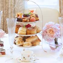 photo of afternoon tea at the egerton house hotel restaurant