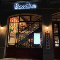 photo of baoziinn london bridge restaurant