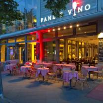 photo of pane e vino restaurant