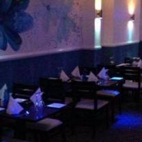 photo of blue ginger - gloucester restaurant