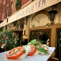 photo of senza gluten restaurant