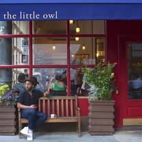 photo of the little owl restaurant