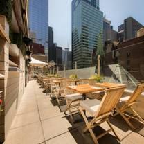 photo of haven rooftop restaurant