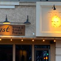 photo of tryst wine & small plates restaurant