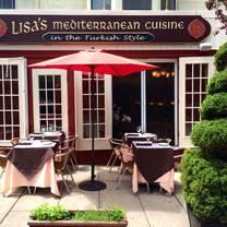 foto von lisa's mediterranean cuisine restaurant