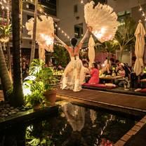 photo of the garden south beach restaurant