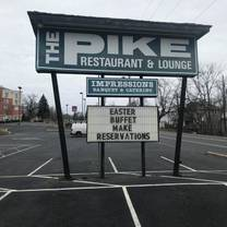 photo of the pike restaurant & lounge restaurant