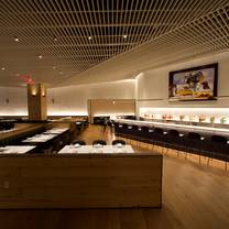 photo of slanted door las vegas restaurant