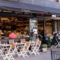 photo of st. tropez - soho restaurant