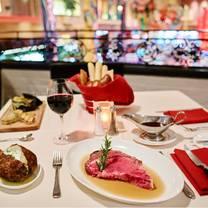 photo of the prime rib loft - orleans hotel & casino restaurant