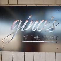 photo of gino's at the point restaurant
