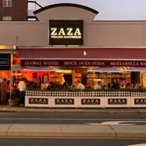 photo of zaza italian gastro bar restaurant