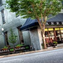 photo of barrel 135 restaurant