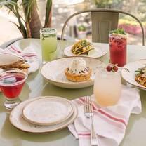 photo of bar verde – nordstrom century city restaurant