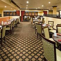 photo of blue horse restaurant & bar - crowne plaza louisville airport restaurant