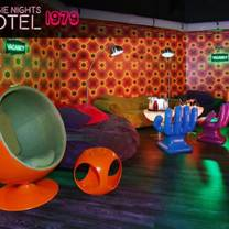 photo of boogie nights - tropicana atlantic city restaurant