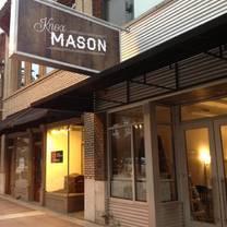 photo of knox mason - knoxville restaurant