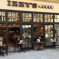 photo of izzy's pizzeria restaurant