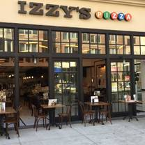 foto de restaurante izzy's pizzeria