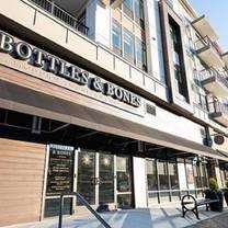 photo of bottles & bones restaurant