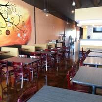 photo of noodles at boba tea house restaurant