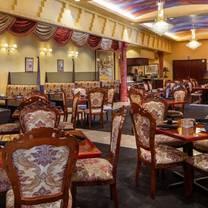 photo of persian room - tucson restaurant