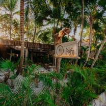 photo of nü tulum restaurant
