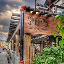 photo of salty's beach house restaurant
