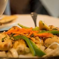 foto von saffron restaurant