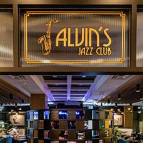 photo of alvin's jazz club restaurant
