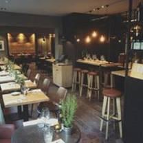 foto von neumanns bistro & weinbar st. georg restaurant