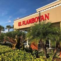 photo of el flamboyan restaurant