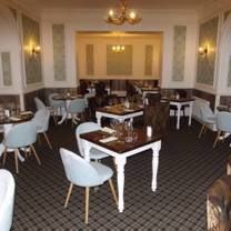 photo of afternoon tea at mansion house hotel restaurant