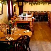 photo of the anchor inn restaurant