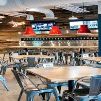 photo of pour taproom restaurant