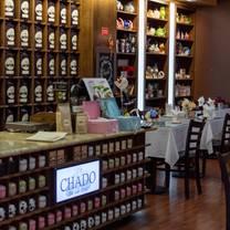 photo of chado tea room - hollywood restaurant